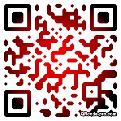 QR code with logo 1Gx50