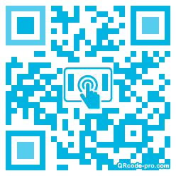 QR code with logo 1Gz10