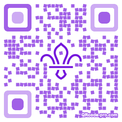 QR code with logo 1Gzy0