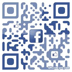 QR Code Design 1H8N0