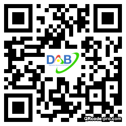 QR code with logo 1H8g0