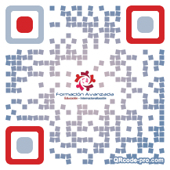QR code with logo 1HBf0