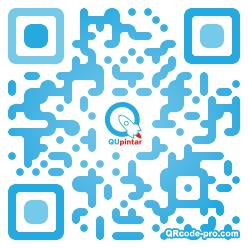 QR code with logo 1HCA0