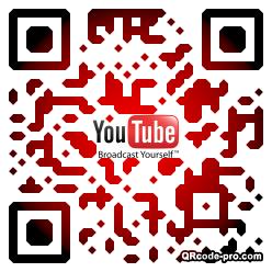 QR code with logo 1HET0