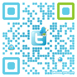 QR code with logo 1HG50