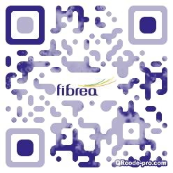 QR code with logo 1HJH0