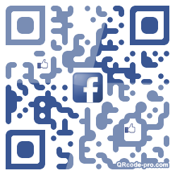 QR code with logo 1HLh0