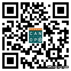 QR code with logo 1HN90