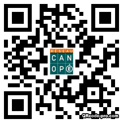 QR code with logo 1HQ20