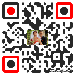 QR code with logo 1HSX0