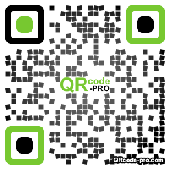 QR code with logo 1HSg0