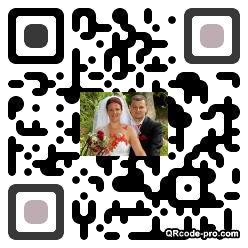 QR code with logo 1HT20