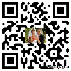 QR code with logo 1HT70