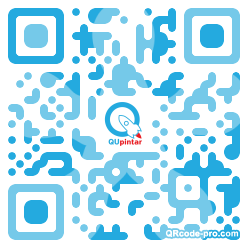 QR code with logo 1HYE0