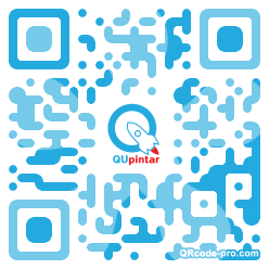 QR code with logo 1HYo0