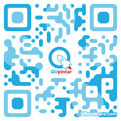 QR code with logo 1HYp0