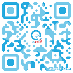 QR code with logo 1HYx0