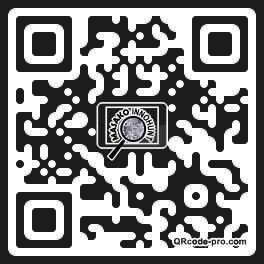 QR code with logo 1HZY0