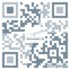 QR code with logo 1HcY0