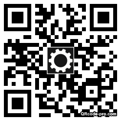 QR code with logo 1HeI0
