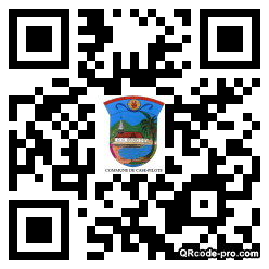 QR code with logo 1Hfq0