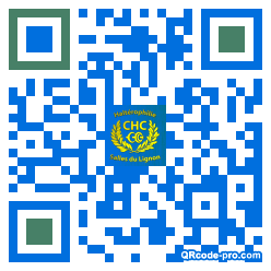 QR code with logo 1HkG0