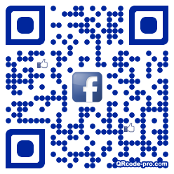 QR code with logo 1Hlv0