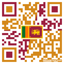 QR code with logo 1Hm10