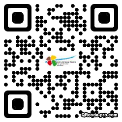 QR Code Design 1Hn50