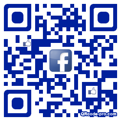 QR code with logo 1Hod0