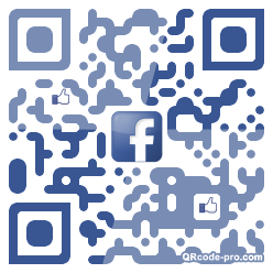 QR code with logo 1Hph0
