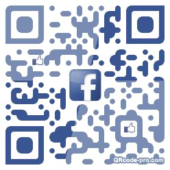 QR code with logo 1Hpn0