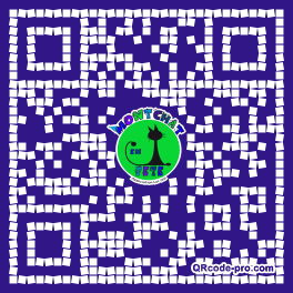 QR code with logo 1HqA0