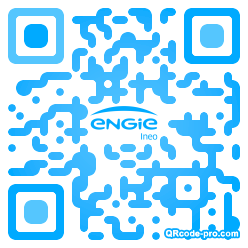 QR code with logo 1Hqv0
