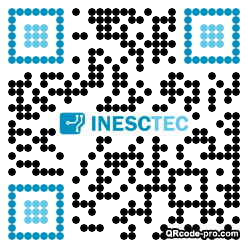 QR code with logo 1HtS0