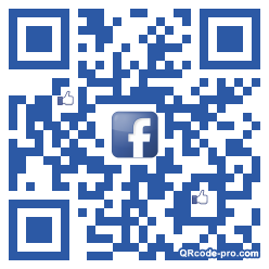 QR code with logo 1Huq0