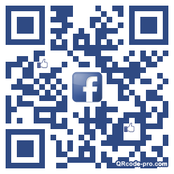 QR code with logo 1Huw0