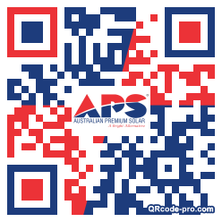 QR code with logo 1HwZ0