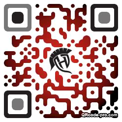 QR code with logo 1I200