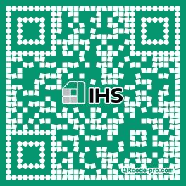 QR code with logo 1I2J0