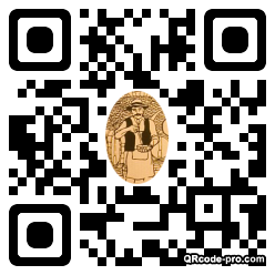 QR code with logo 1I800