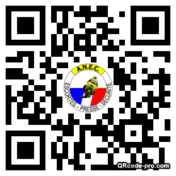 QR code with logo 1IC30