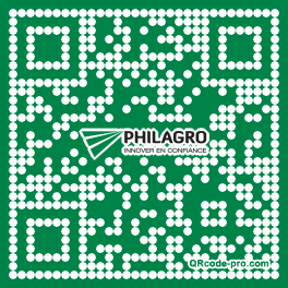 QR code with logo 1IE20