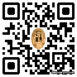 QR code with logo 1IF50