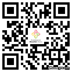 QR code with logo 1IF60
