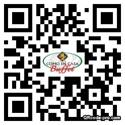 QR code with logo 1IIP0