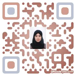 QR code with logo 1IMY0