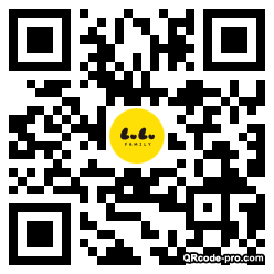 QR code with logo 1ISN0