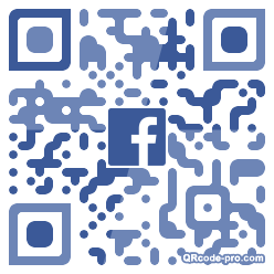QR code with logo 1ISc0
