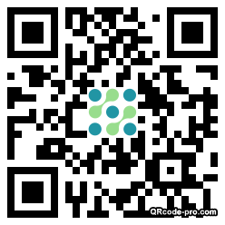 QR code with logo 1ITB0